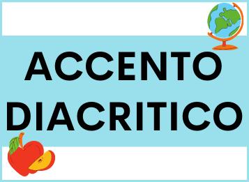 Accento diacritico in spagnolo