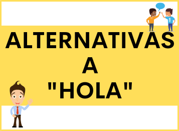 Alternativas a hola en español