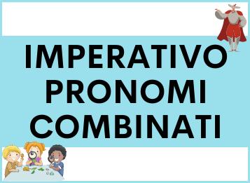 L'IMPERATIVO con i Pronomi Combinati in spagnolo