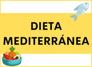 ¿Qué es la dieta mediterránea español?