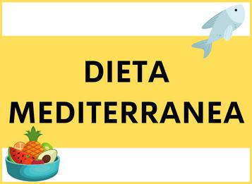 Cos'è la dieta mediterranea?