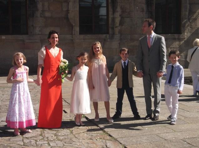 Tim and Paula's wedding
