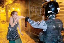 APTOPIX Brazil Confed Cup Protests