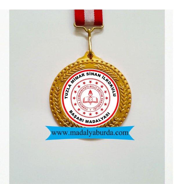Başarı-madalya