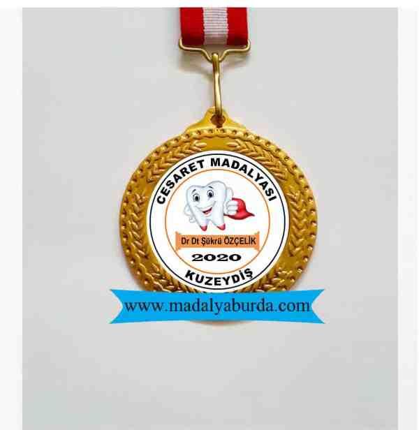 cesaret madalyası