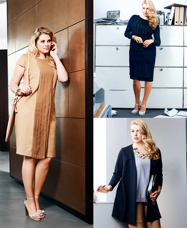 Office Party 9 New Plus Size Sewing Patterns  Sewing