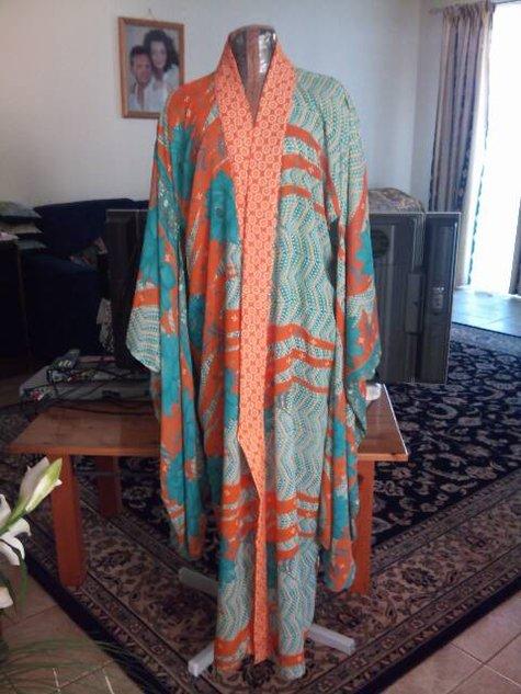 Kimono Robe Krazy Sewing Projects Burdastyle Com
