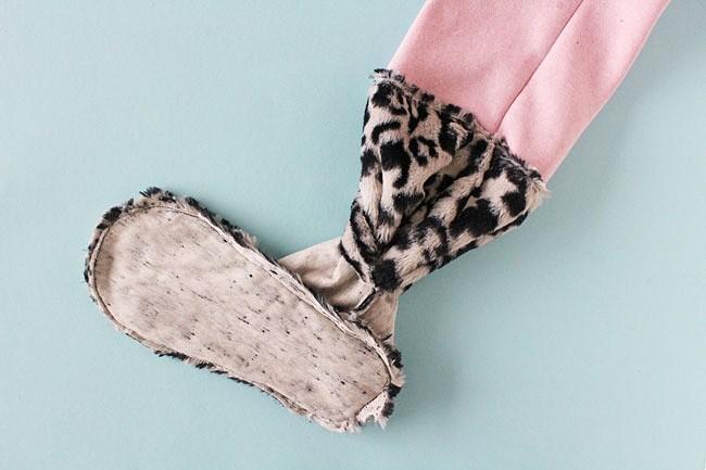 Ev yapımı ayakkabı dikmek nasıl: Master Sınıf + Desen + Dekor Fikirleri