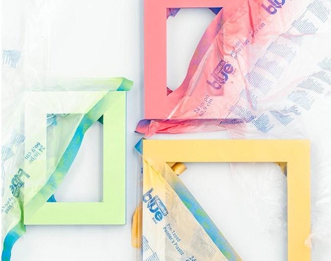 Bagaimana untuk menghiasi bingkai untuk foto, lukisan dan poster: 11 idea dengan arahan