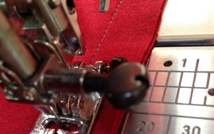 Как шить трикотаж нашвейной машинке: 5 способов