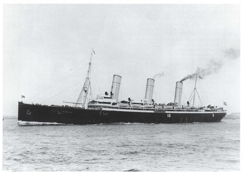 Kaiser Friedrich - HAPAG