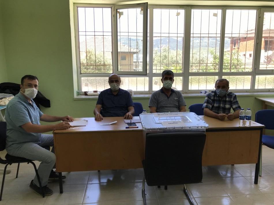 Burdur'da muhtarlık ve ihtiyar heyeti seçimleri belli oldu