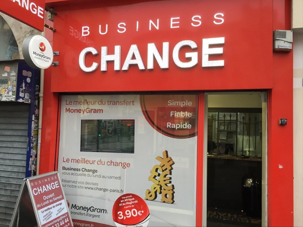 business change