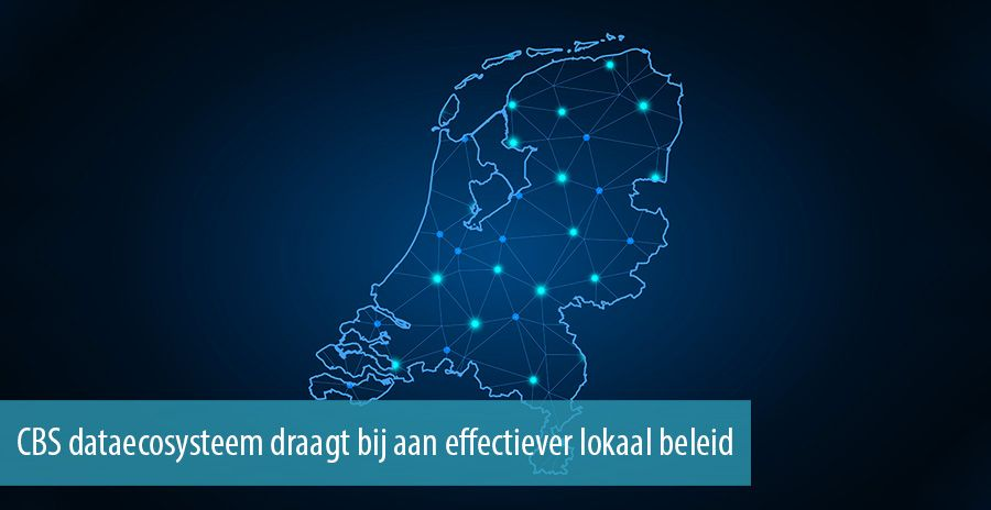 Bureau Lahaut is partner van het CBS data ecostysteem