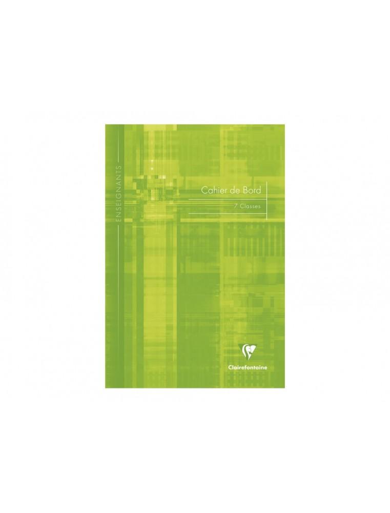 Agenda De Bord Enseignant Clairefontaine : agenda, enseignant, clairefontaine, Clairefontaine, Carnet, Enseignant, Classes), Bureau, Vallée, Maurice, Vallée