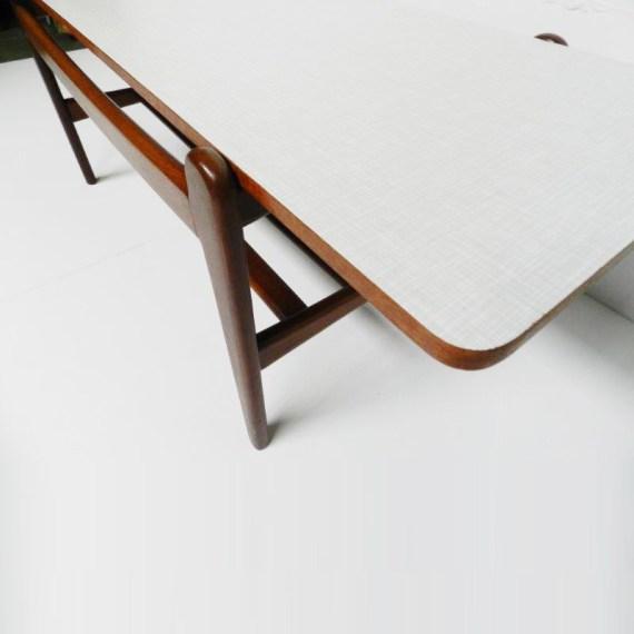 Salontafel omkeerbaar blad