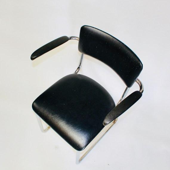 Ahrend de Cirkel vintage stoel