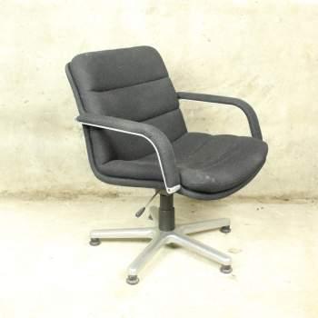 Vintage Artifort fauteuil by Geoffrey Harcourt