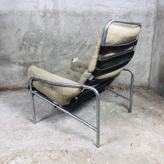 Vintage fauteuil sz09 Nagoya 1 van Martin Visser by Spectrum