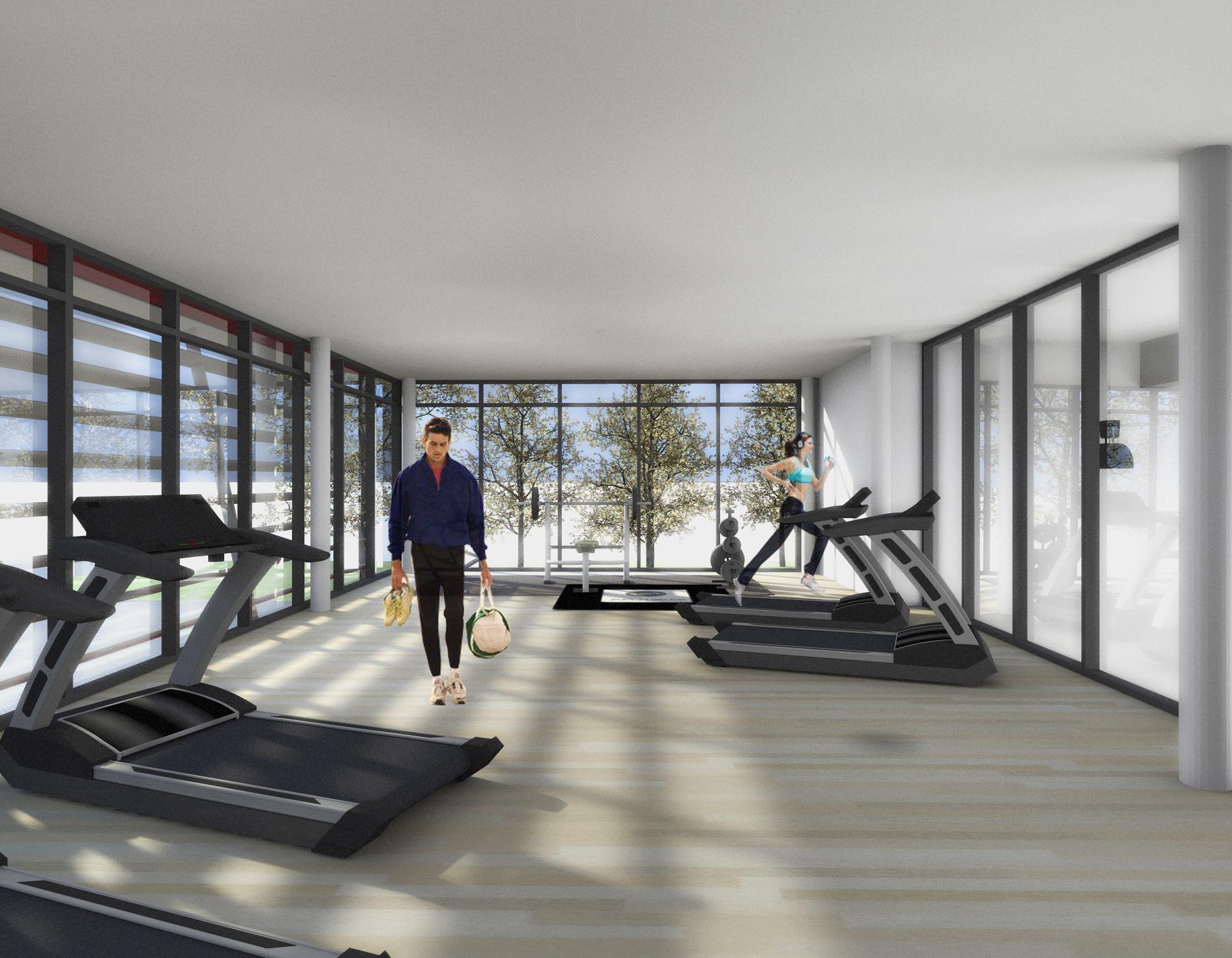 uitbreiding Profit Gym