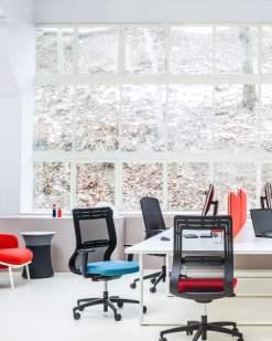 TanYa Office Bureaustoel, diverse stoelen. . Bureaustoelen MKB