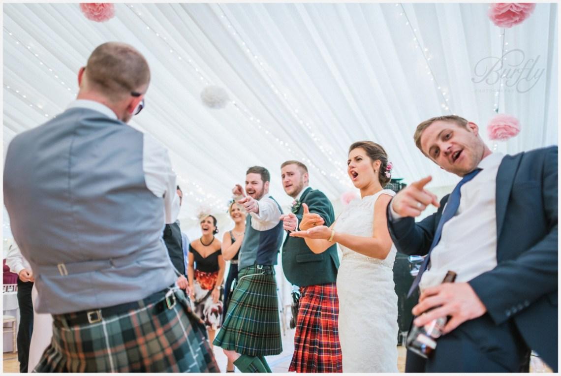 The Burn House Edzell Wedding 107