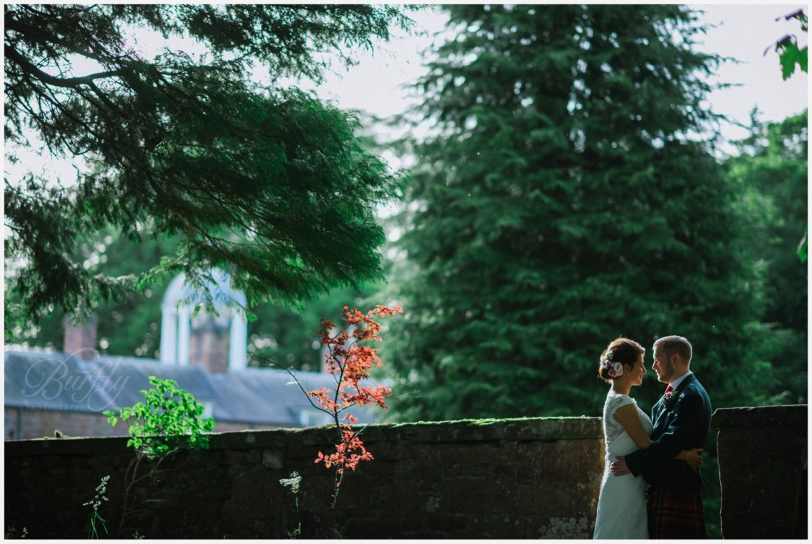 The Burn House Edzell Wedding 113