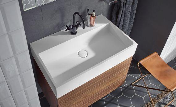 Bathroom furniture  Serie Crono  Burgbad