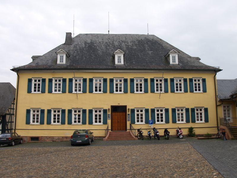 Schloss Battenberg  Restaurant Hotel Standesamt  35088