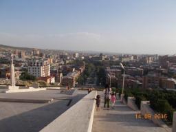 Blick über Jerewan