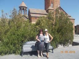 Frau Jedigarjan & Frau Dreisow