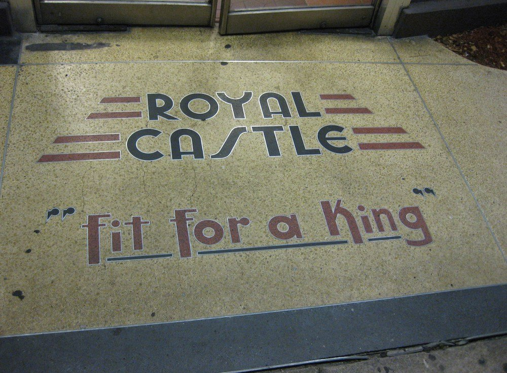 Arnold's Royal Castle Terrazzo Floor