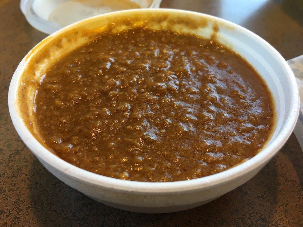 Hardee's Chili