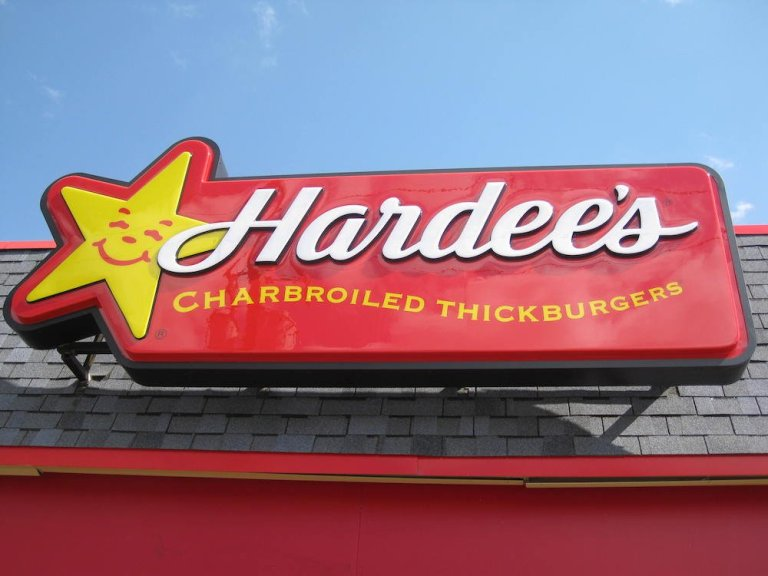 A History of Hardee's with Tasty Looking Pictures