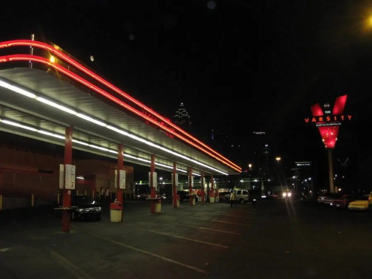 The Varsity – Atlanta, Georgia