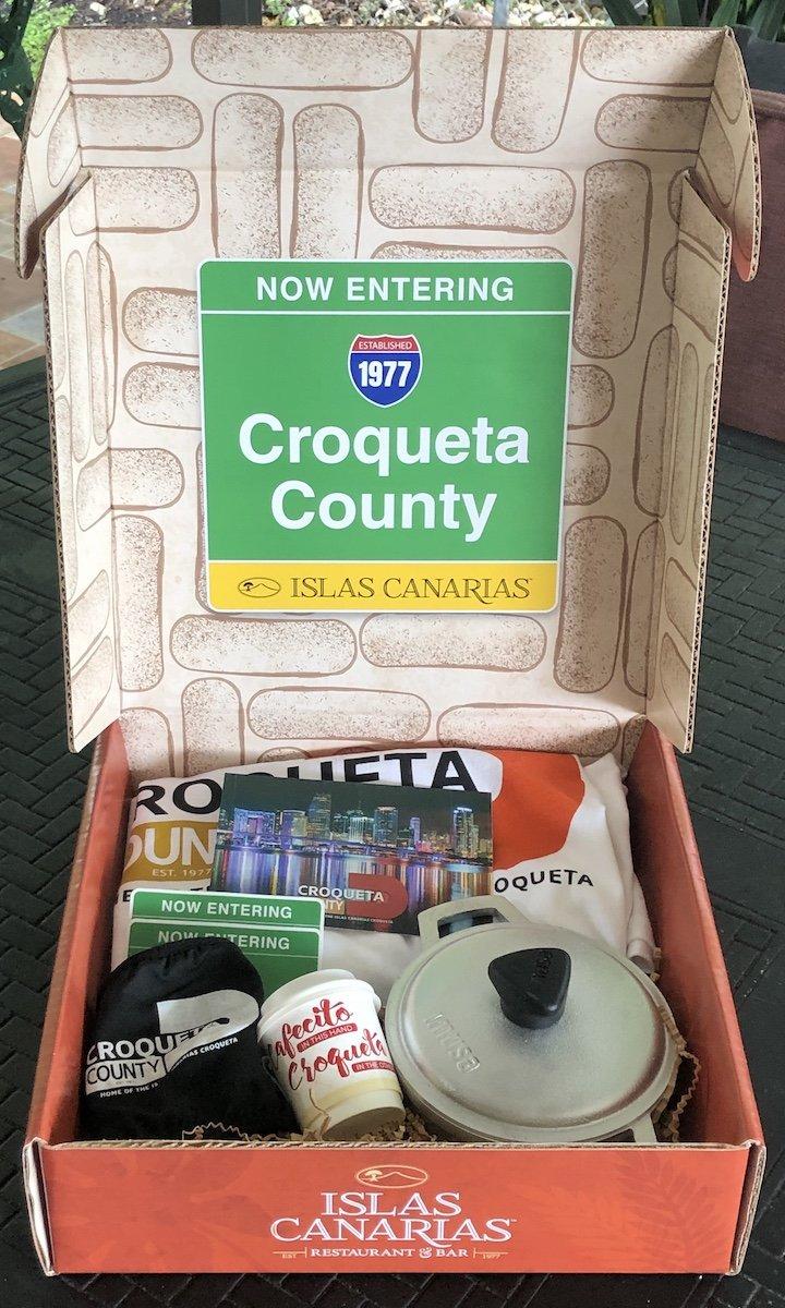 Croqueta County Open Box
