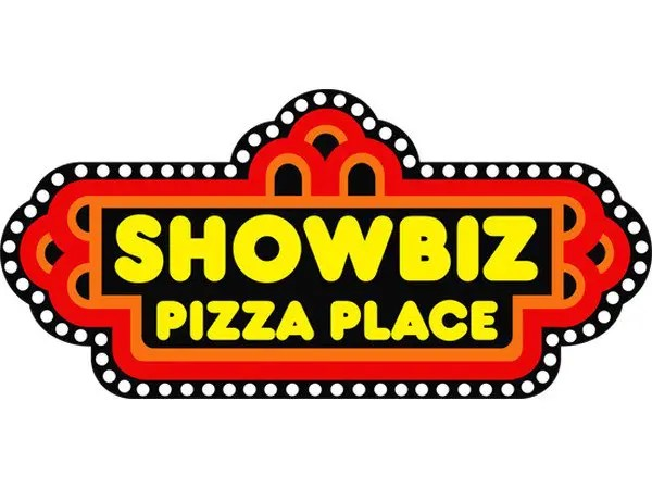 Showbiz Pizza Place Logo