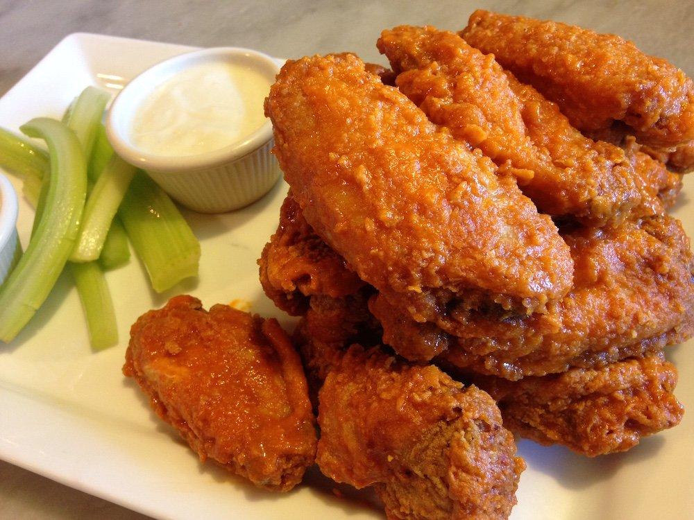 Swensen's Chicken Wings