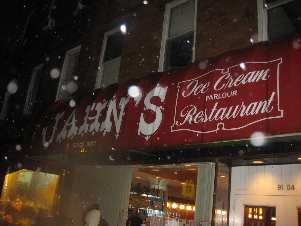 Jahn's Ice Cream Parlor - Jackson Heights, Queens, New York