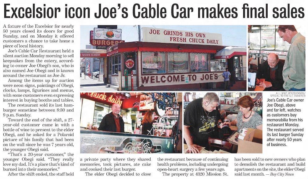 The San Francisco Examiner March 18, 2014