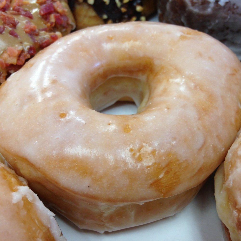Donut King Glazed