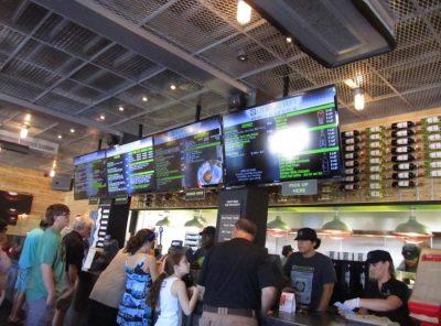 BurgerFi's CEO Burger & Fresh-cut Fries are Top Notch!