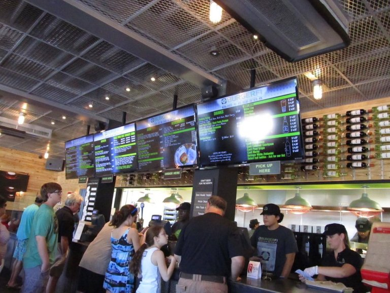 BurgerFi's CEO Burger & Fresh-cut Fries are Top Notch!