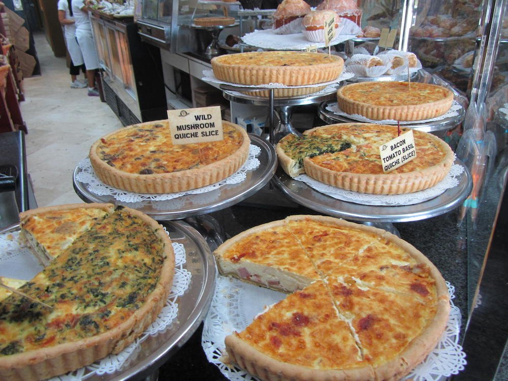 Gran Forno Quiches