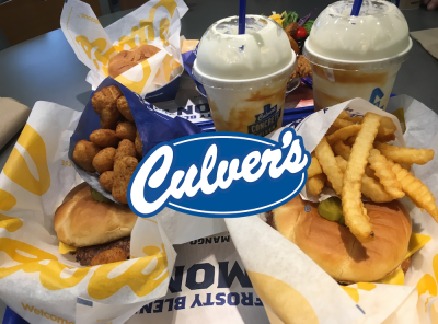 ButterBurgers & Frozen Custard From Culver's Are The Way To Go!
