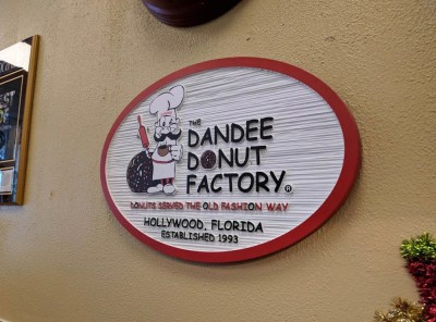 Dandee Donut Factory in South Florida
