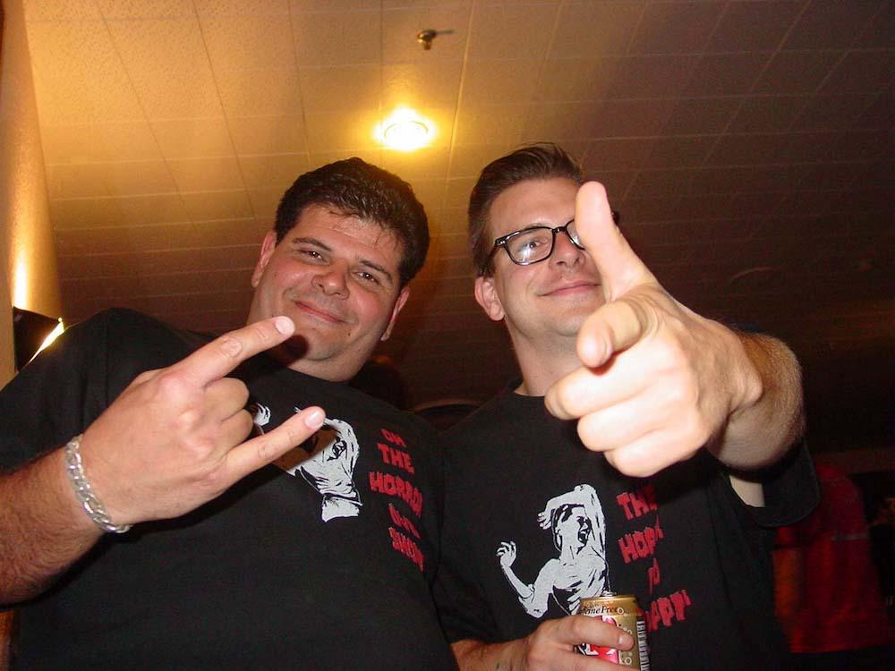 Carlos & Mike at Gorefest