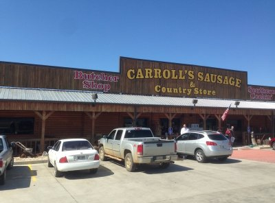 Carroll's Sausage & Country Store is Meat Nirvana
