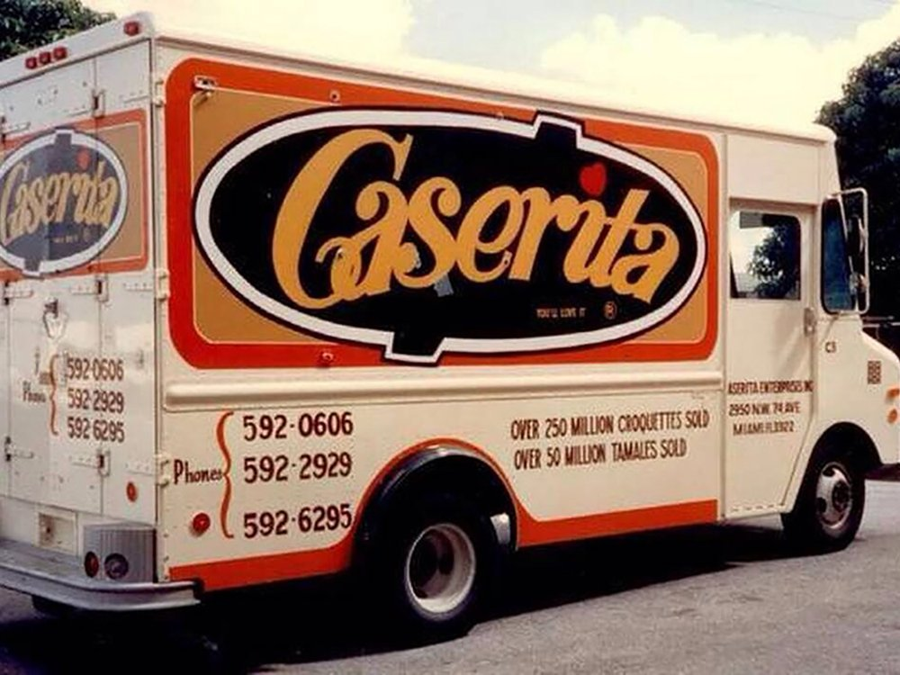 Caserita Delivery Truck