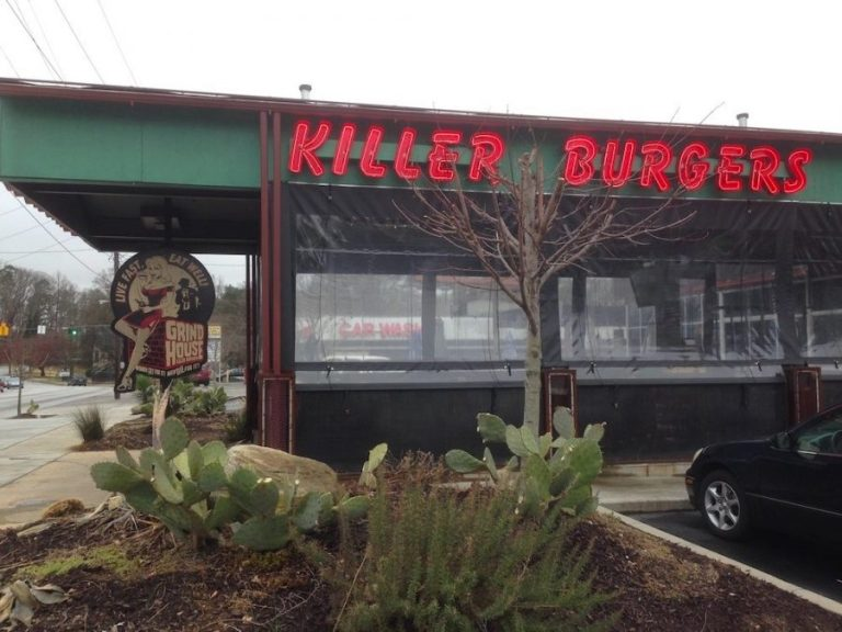 Grindhouse Killer Burgers – Atlanta, Georgia